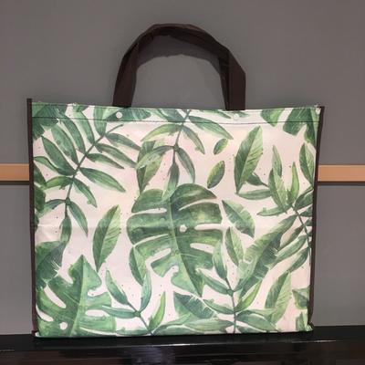 包装 冰丝/藤席/竹席包装 手拎袋 包装 2元叶子包