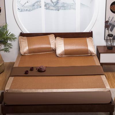 品牌同款古藤席 高端藤凉席 1.8m(6英尺)床 双包芯 节节高