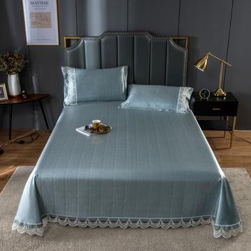 2020 800D水洗冰丝席床单凉席