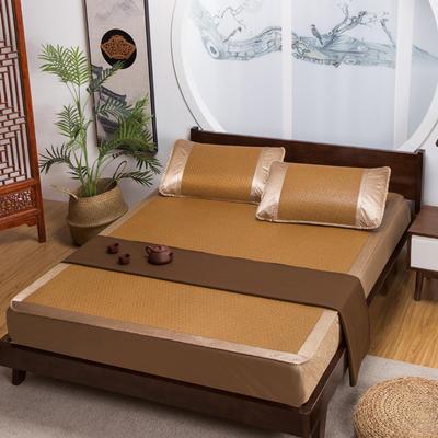 品牌同款古藤席 高端藤凉席 1.8m(6英尺)床 床笠节节高
