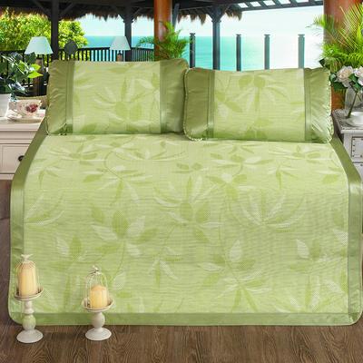 品牌同款古藤席 高端藤凉席 1.5m(5英尺)床 双包芯 叶叶含情