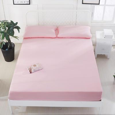 2020 新品冰凉纱凉席 空调软席 1.2m(4英尺)床 床笠款  粉
