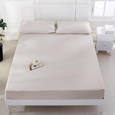 2020 新品冰凉纱凉席 空调软席 1.2m(4英尺)床 床笠款  米白