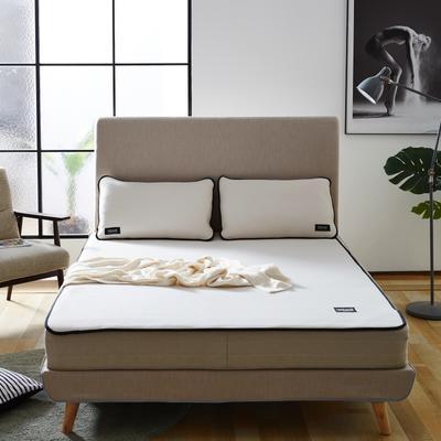 2020 新品冰凉纱凉席 空调软席 1.2m(4英尺)床 条席款  米白