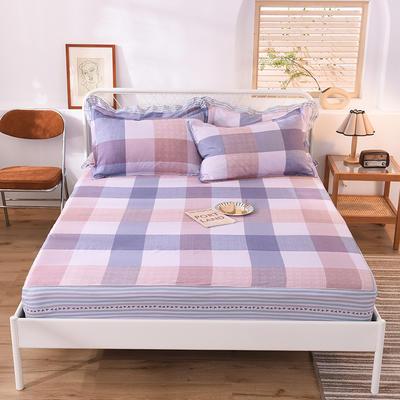 2020新款全棉单床笠 150cmx200cm 艾维丝