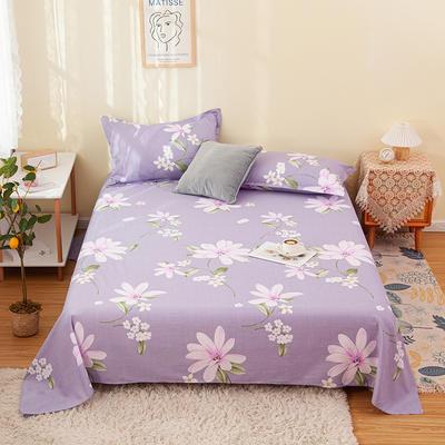 2020新款全棉单床单 230cmx245cm 春暖花开