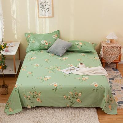 2020新款全棉单床单 230cmx245cm 曼妙花语