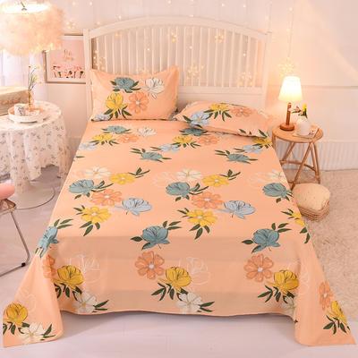 2020新款全棉单床单 230cmx245cm 彩色梦境