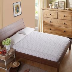360度全棉绗绣床笠床垫罩席梦思保护套 150x200cm 高密纯棉-纯真年代