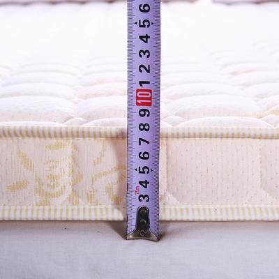加厚针织立体记忆棉床垫 90X200cm 浅驼6.5cm高