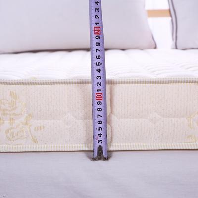 加厚针织立体记忆棉床垫 120x200cm 浅驼10cm高
