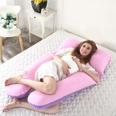 2017浩情新款 多功能 可拆卸自由组合孕妇抱枕 护腰侧睡枕 孕妇枕头枕芯 多种颜色可以选