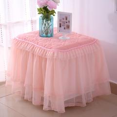 韩版蕾丝床头罩柜子罩系列 50*50cm /对玉色