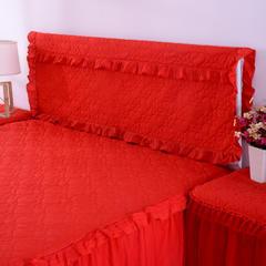开心果床头罩系列 1.2米 红色