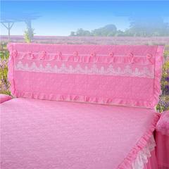 浩情国际 唯美系列-床头罩 1.2米 粉