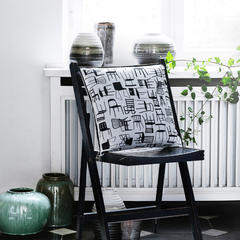 8小时家纺 宜家全棉靠垫被系列 常规 椅子