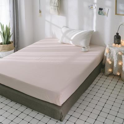 2018新品全棉喷气水洗棉床笠 1.2米床笠款 包子