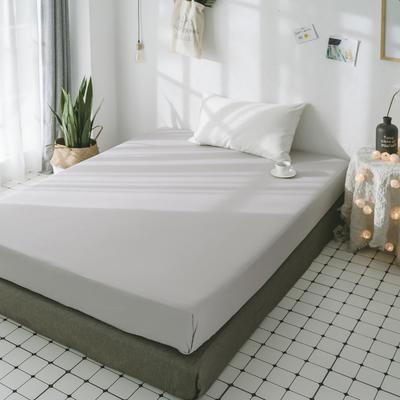 2018新品全棉喷气水洗棉床笠 1.2米床笠款 仙人掌