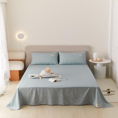 2021新款印花单品床单 160*245cm 絮语床单