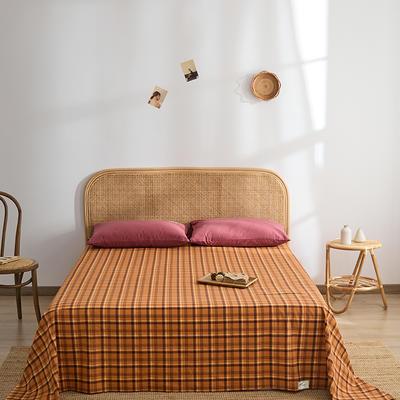 2021新款无印单品系列--单床单 160*245cm 暮色
