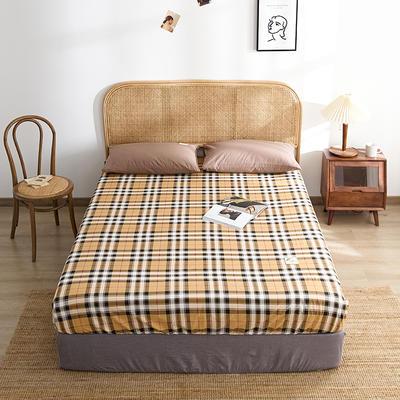 2021新款无印单品系列--单床笠 120*200cm 印象空间