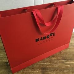 包装系列 红色纸质手拎袋