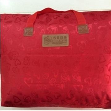 包装系列 大红冬被包装