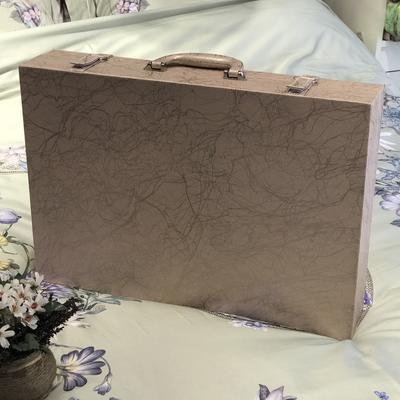 包装系列 香槟金礼盒箱
