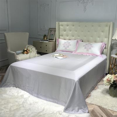 60天丝印花单床单 标准 贝娜丝单床单