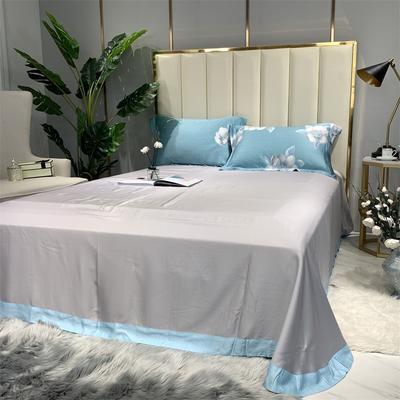 60天丝印花单床单 标准 芳华单床单