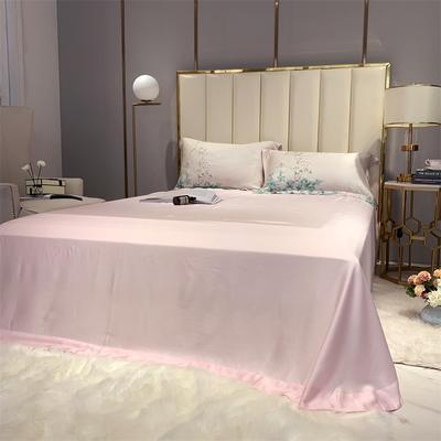 60天丝印花单床单 标准 清幽雅致(黄)单床单