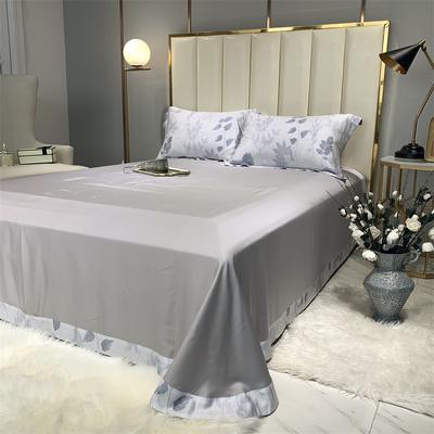 60天丝印花单床单 标准 依蔓单床单