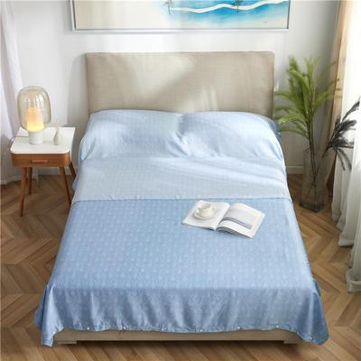60天丝睡袋 1.8m 向蓝
