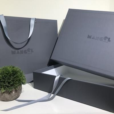 包裝系列(包含手拎帶) 自定義 墨綠灰