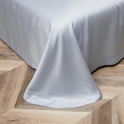 60天丝孔雀蕾丝单床单 加大 单床单(婉香 平和灰)