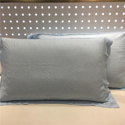 特价80天丝 单枕套 静薇仪兰(一对)
