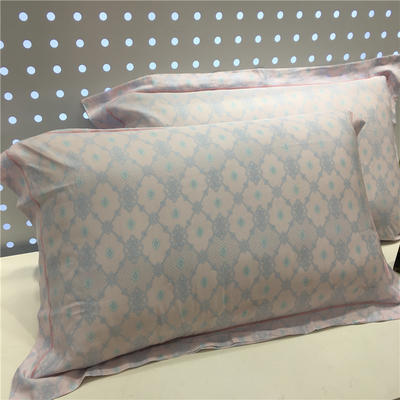 特價80天絲 單枕套 曉月聽風(一對)
