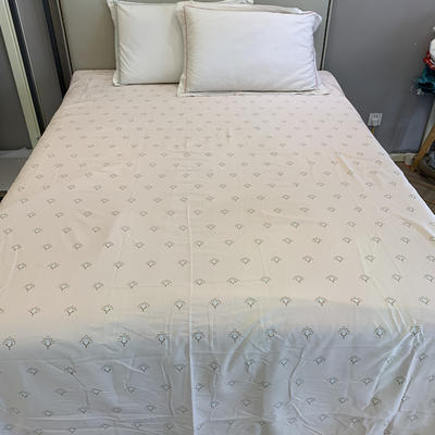 60贡缎磨毛单床单 245*250 绘雅风情