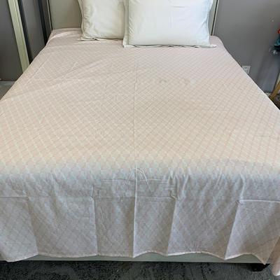 生态磨毛单床单 245cmx250cm 自由如画