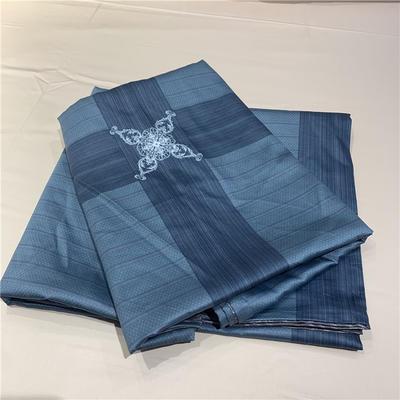 60贡缎长绒棉单被套 200X230cm 暮光森林