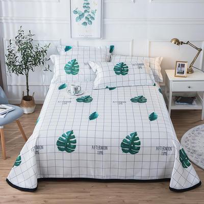 2019新款 床单床笠款冰丝凉席三件套 1.8*2.0m 床笠款三件套 格调