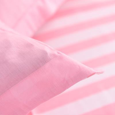 全棉印花四件套 床单纯棉床上用品1.5m1.8m单双人简约活性套件 1.5m(5英尺)床 浓情时刻