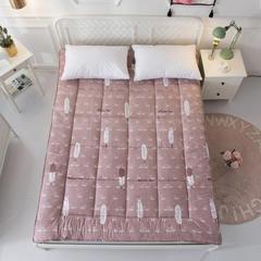 2018新款静音柔软床垫加厚款 180×200 豆沙
