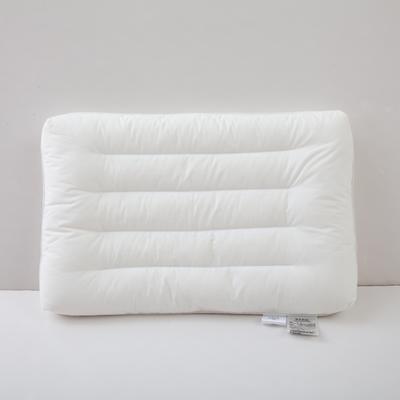 2020新款秋冬全棉低平枕头枕芯 48*74cm(亲子成人款)