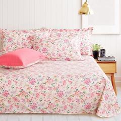 新款全棉斜纹单人床单双人被单 100%纯棉床上用品 包邮05 A版床单 120cmx230cm
