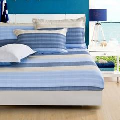 纯棉床笠 床罩1.8米床全棉床单 席梦思床垫套床套 床垫套 包邮04 A版床笠 120cmx200c
