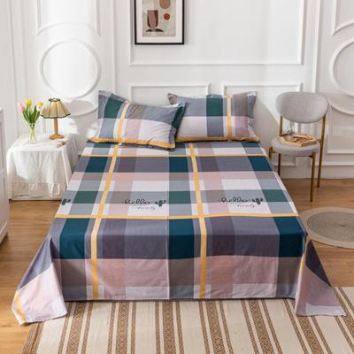 2020新款全棉印花系列-单床单 120*230cm 麦卡伦