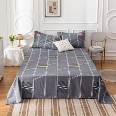 2020新款全棉印花系列-单床单 120*230cm 轻歌时光