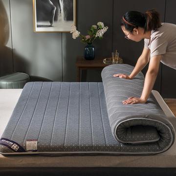 2019新款针织乳胶海绵立体床垫