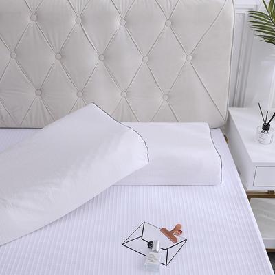 2019新款60*40天然乳胶枕-A品 不带礼盒乳胶枕